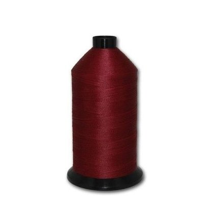 Fil-Tec Bonded Nylon 69 weight 1Lb cone Color - Maroon