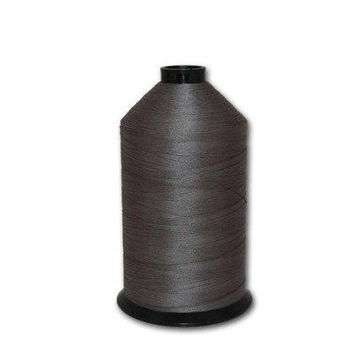 Fil-Tec Bonded Nylon 69 weight 1Lb cone Color - Midnight Grey