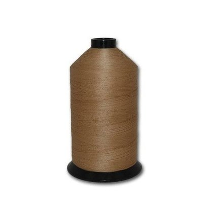 Fil-Tec Bonded Nylon 69 weight 1Lb cone Color - Sand