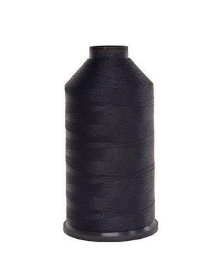Fil-Tec Bonded Nylon 92 weight 1Lb cone Color - Black