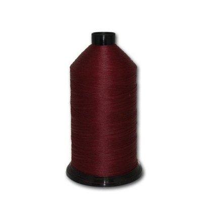 Fil-Tec Bonded Nylon 92 weight 1Lb cone Color - Ripe Raisin
