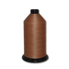 Fil-Tec Bonded Nylon 92 weight 1Lb cone Color - Toast