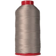 Fil-Tec Bonded Nylon 92 weight 1Lb cone Color - Silver