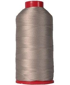 Fil-Tec Bonded Nylon 92 weight 1Lb cone Color - Silver