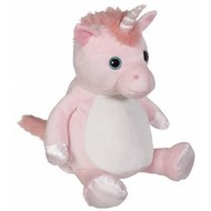 Checker Whimsy Unicorn Buddy 16in