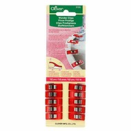 Checker Wonder Clips 10ct