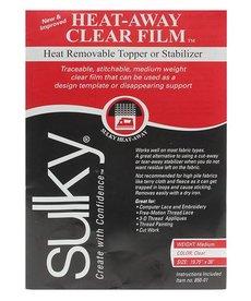 Sulky SULKY HEAT-AWAY CLEAR FILM 1 YD