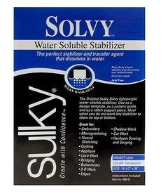 Sulky 19 1_2 inch  x 36 inch  Solvy