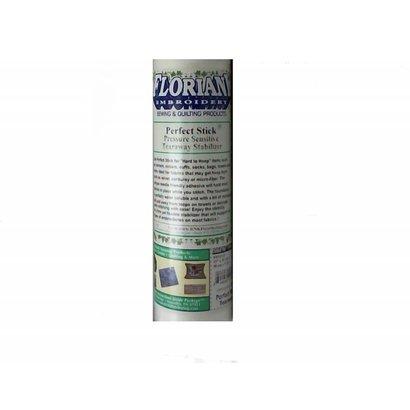 "Floriani Floriani's Perfect Stick (Pressure Sensitive Tearaway) 20"" x 10 yds"