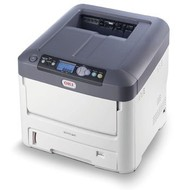 OKI OKI proColor C711WT White Toner LED Laser Printer