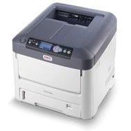 OKI OKI proColor C711WT White Toner LED Laser Printer