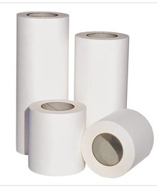 Exac-Tac 6 inch  x 100 foot  CLEAR TRANSFER TAPE FOR VINYL
