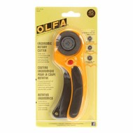 Checker OLFA 45mm Deluxe Ergonomic Rotary Cutter