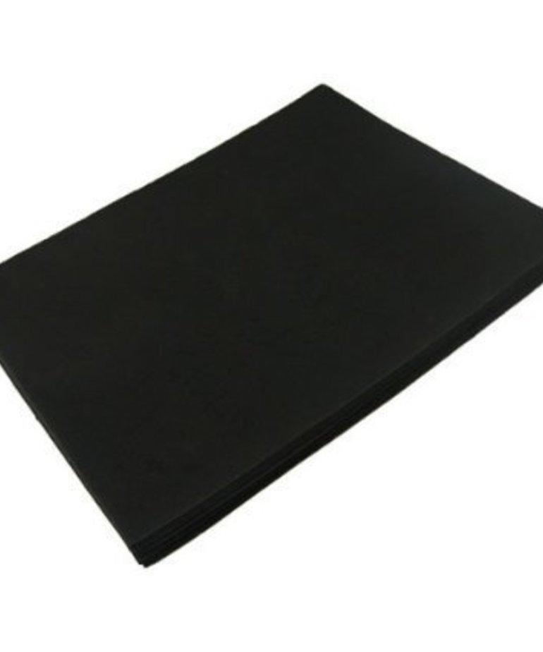 3MM Puffy Foam - Black,1 sheet 12 inch  x18
