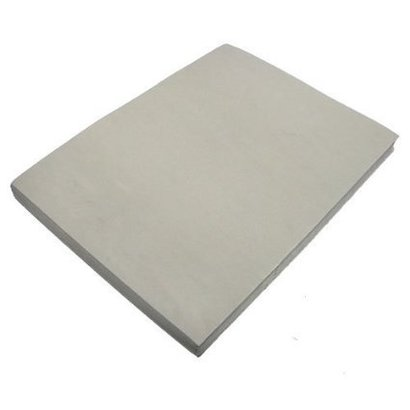 3MM Puffy Foam - Grey,1 Sheet 12 inch  x 18