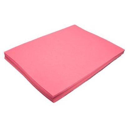 3MM Puffy Foam - Pink,1 sheet 12 inch  x18