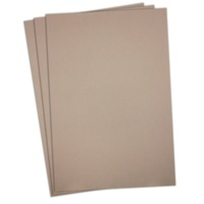 3MM Puffy Foam - Tan,1 Sheet 12 inch  x 18