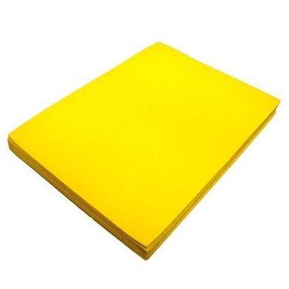 3MM Puffy Foam - Yellow,1 sheet 12 inch  x18