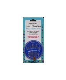 Checker Assorted Needles in Dispenser 30ct