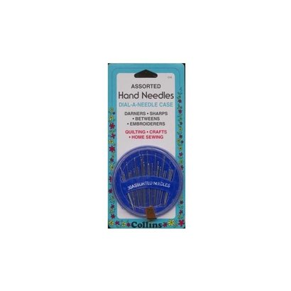 Checker Assorted Needles in Dispenser 30ct