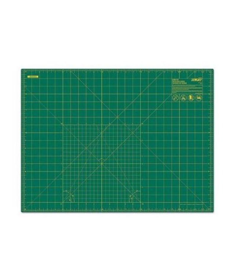 Checker Cutting Mat with Grid 18in x 24in
