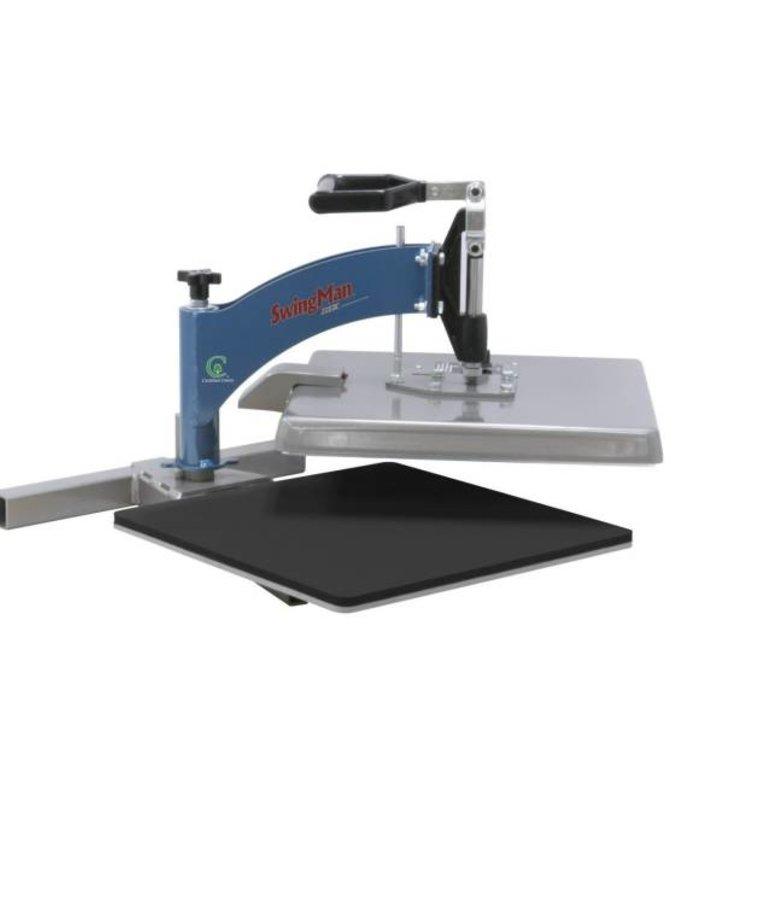 HIX 69723H - Hix Heat Press 15x15