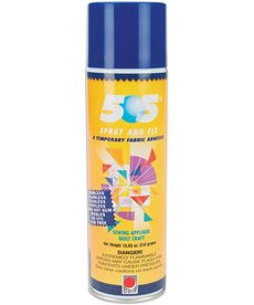 Isacord 505 Adhesive Spray