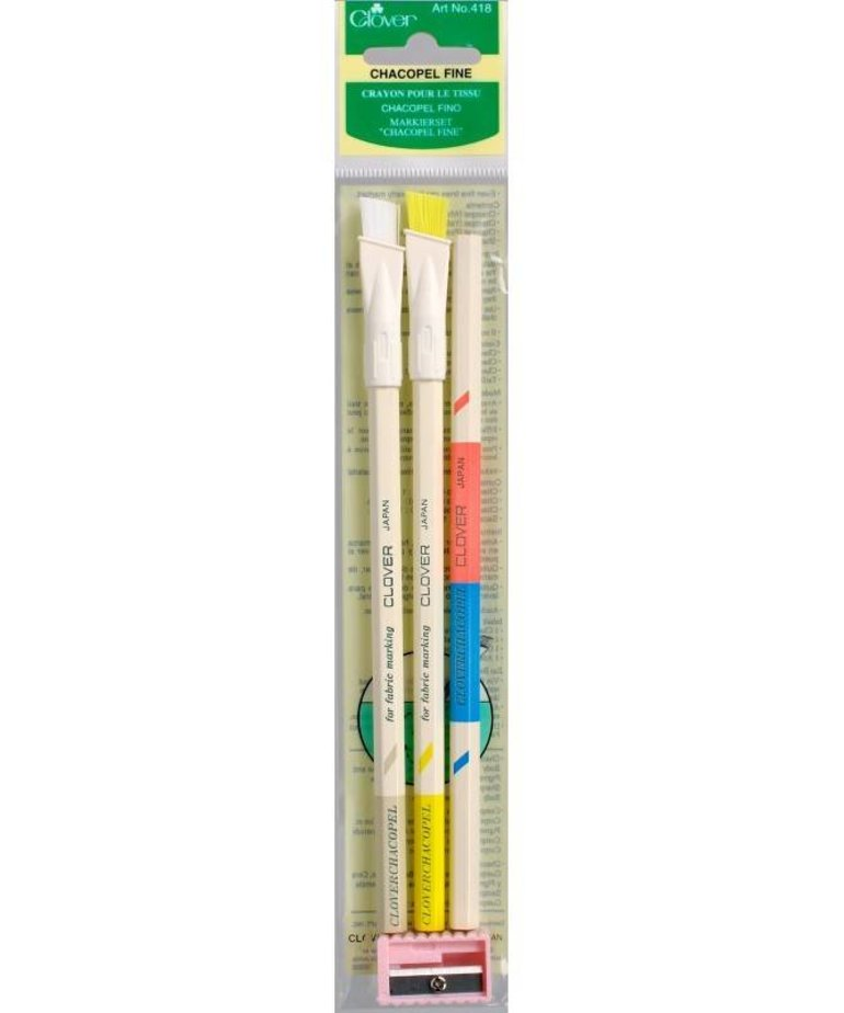 Clover CLOVER CHACOPEL PENCILS