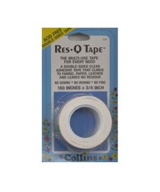 Prym Consumer Usa Inc Res-Q Tape 3/4in x 5yds White