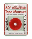 Checker Retractable Tape Measure 60in