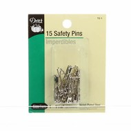 Prym Consumer Usa Inc Safety Pin Nickel 1 1/16in SZ 1 14ct