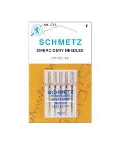 Schmetz Embroidery Needles 75/11