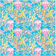"Oracal 651 Patterned Adhesive Vinyl - So Jelly 12"" x 12"" sheet"