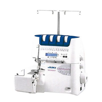 Juki Juki MO-2000 2/3/4 Thread Overlock Serger with Push-Button Air Supported Threading