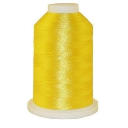 Brother 1000 Yard Satin Finish Polyester Yellow #205