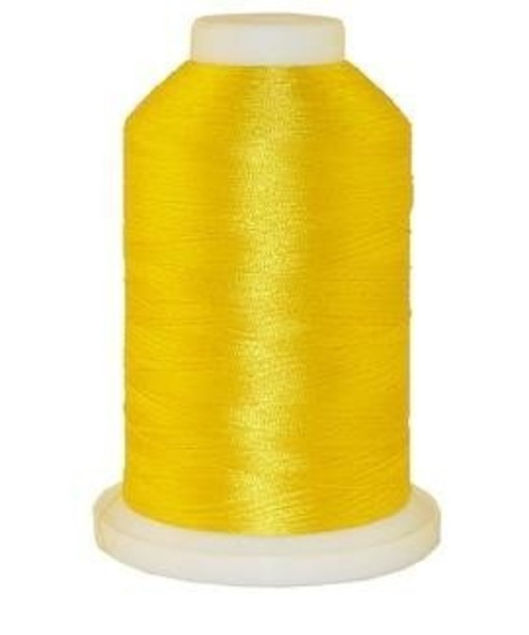 Brother 1000 Yard Satin Finish Polyester Harvest Gold #206