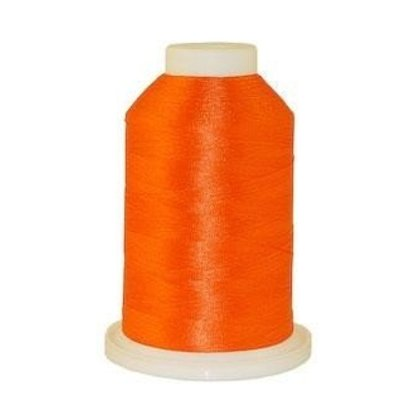 Brother 1000 Yard Satin Finish Polyester Tangerine #209