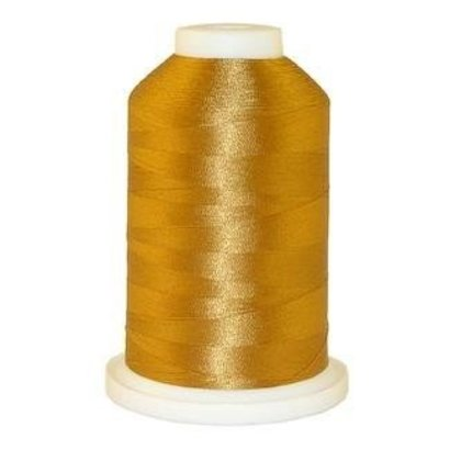 Brother 1000 Yard Satin Finish Polyester Brass #328