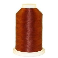 Brother 1000 Yard Satin Finish Polyester Amber Red #333