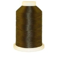 Brother 1000 Yard Satin Finish Polyester Dark Olive #517