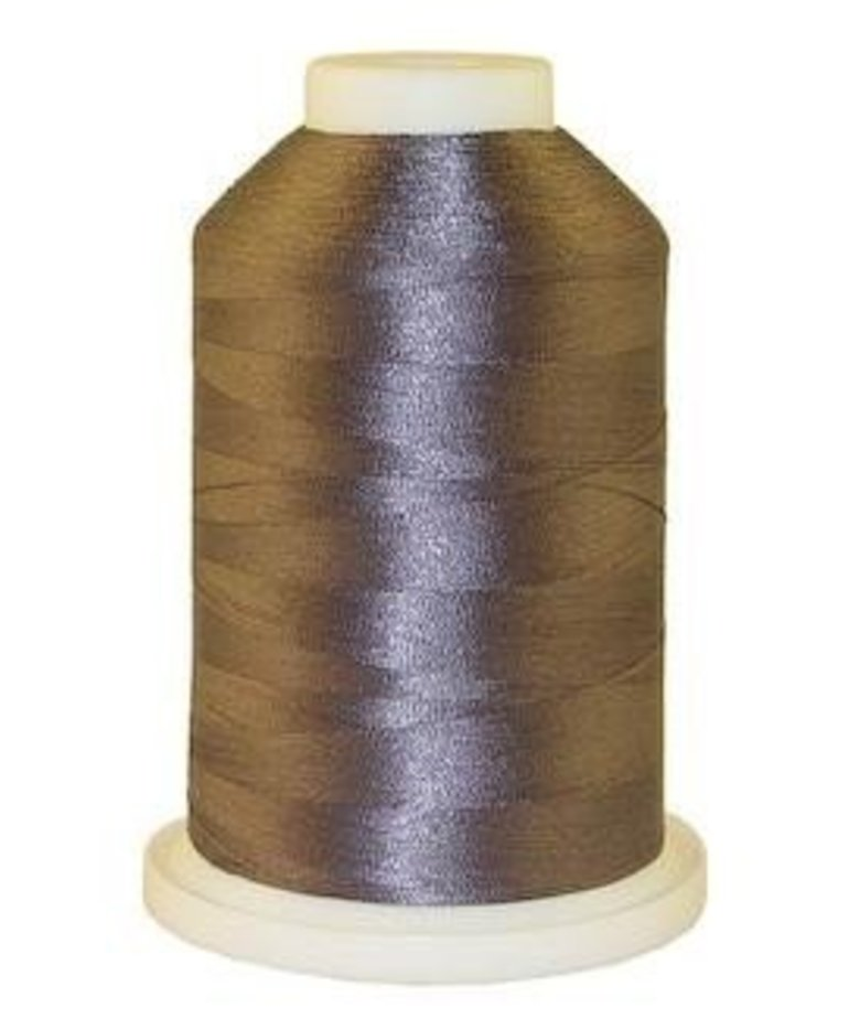 Brother 1000 Yard Satin Finish Polyester Pewter #704