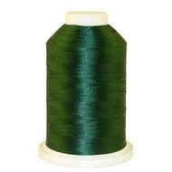 Brother 1000 Yard Satin Finish Polyester Deep Green #808