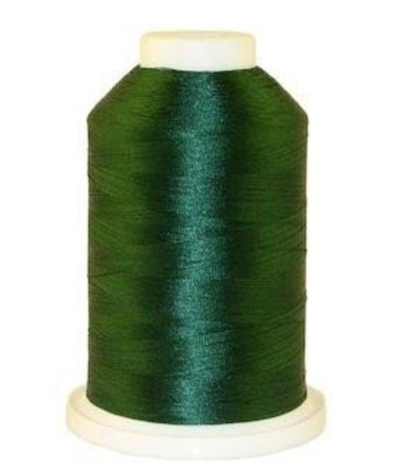 Brother 1000 Yard Satin Finish Polyester Deep Green #808