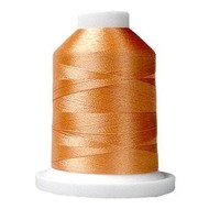 Brother 1000 Yard Satin Finish Polyester Orange #208
