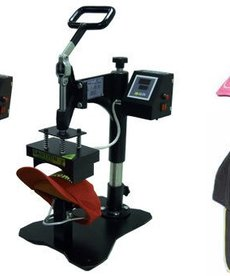 Ricoma Iknoix Cap Heat Press Machine