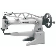 Consew Shoe patch machine; Long arm