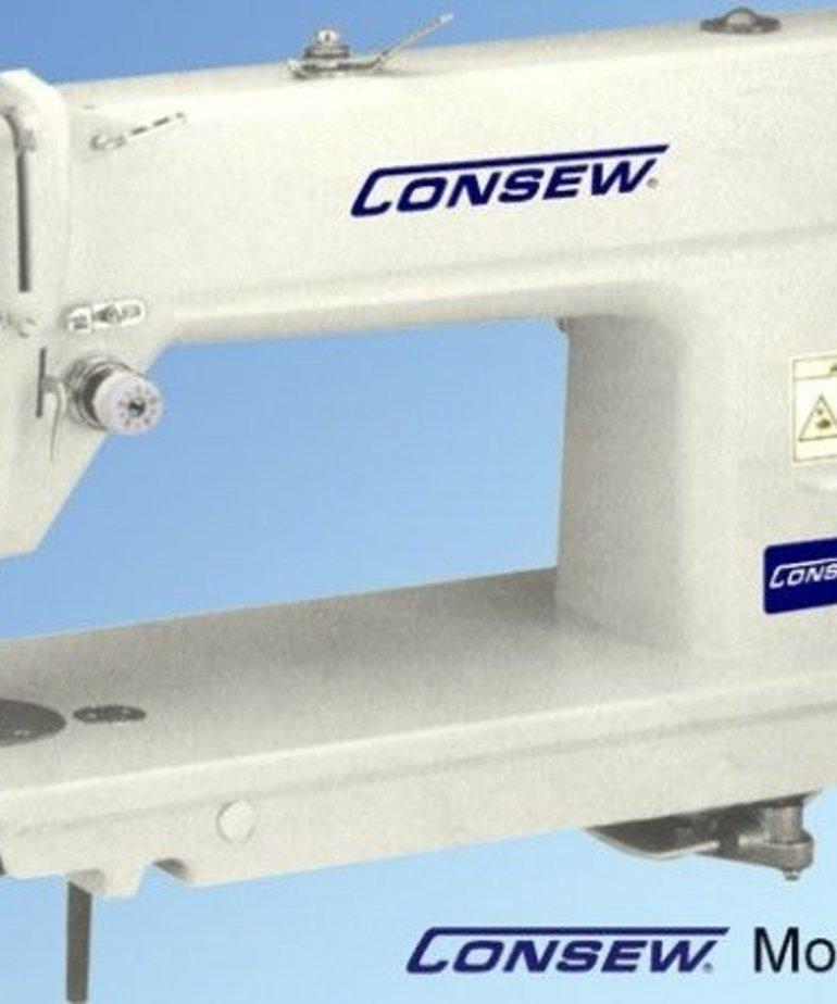 Consew 7360R - Ultra High Speed, Single Needle, Drop Feed Lockstitch Machine