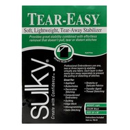 Sulky Tear Easy 20 inches x 36 inches - BLACK