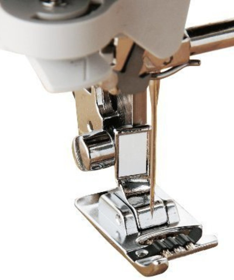 Brother 7 mm Cording Foot with 3 cords or decorative threads. See catalog for machines; including NV6000D