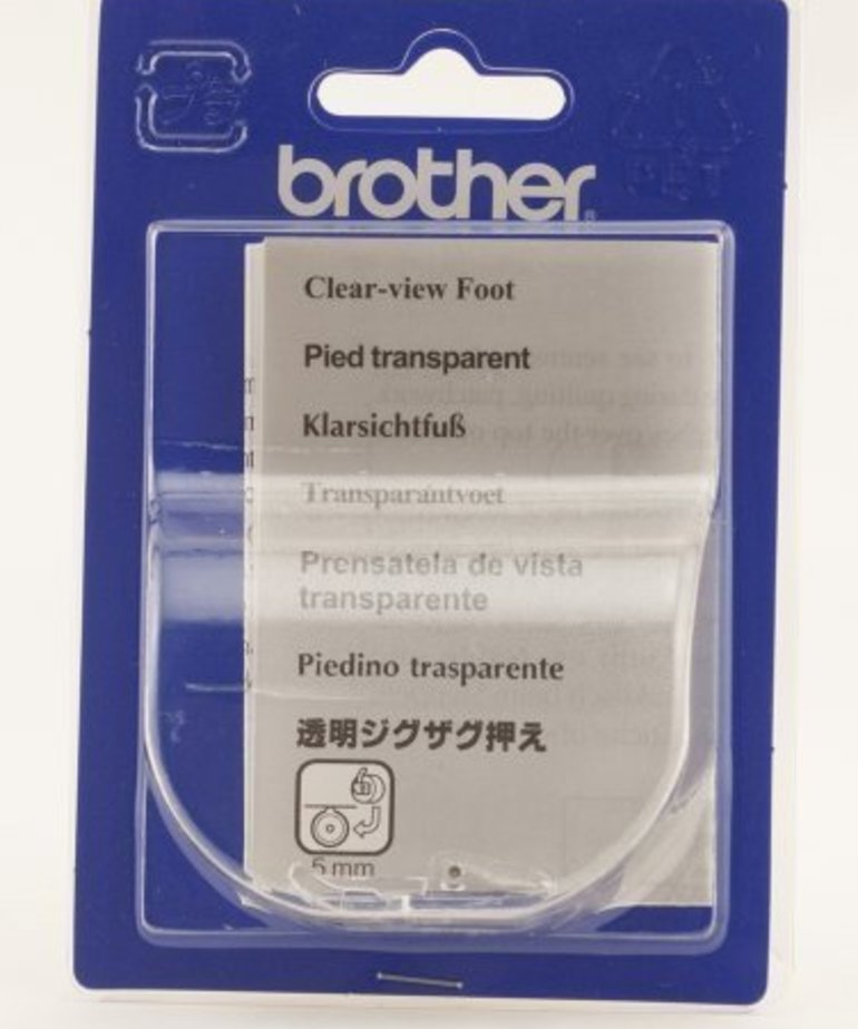Brother 5 mm Vertical Clear-view Foot